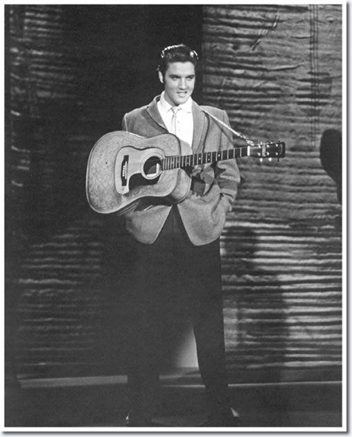 Elvis Presley : The Dress Rehearsal : The Ed Sullivan Show : October 28, 1956.