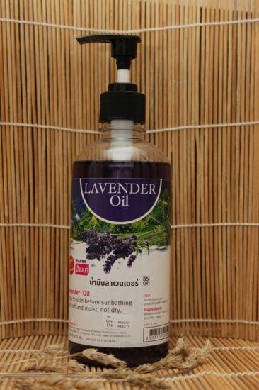 Тайское лавандовое масло Banna Lavender Oil