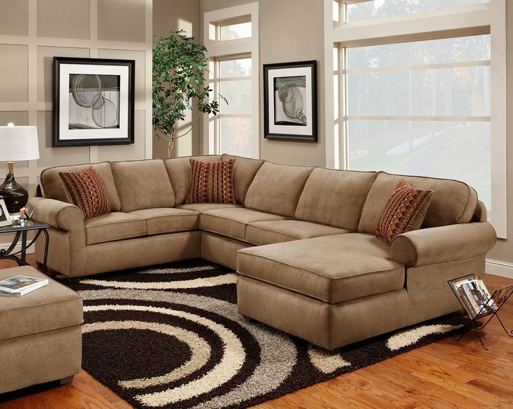 amazon  chelsea home furniture vera 3piece sectional