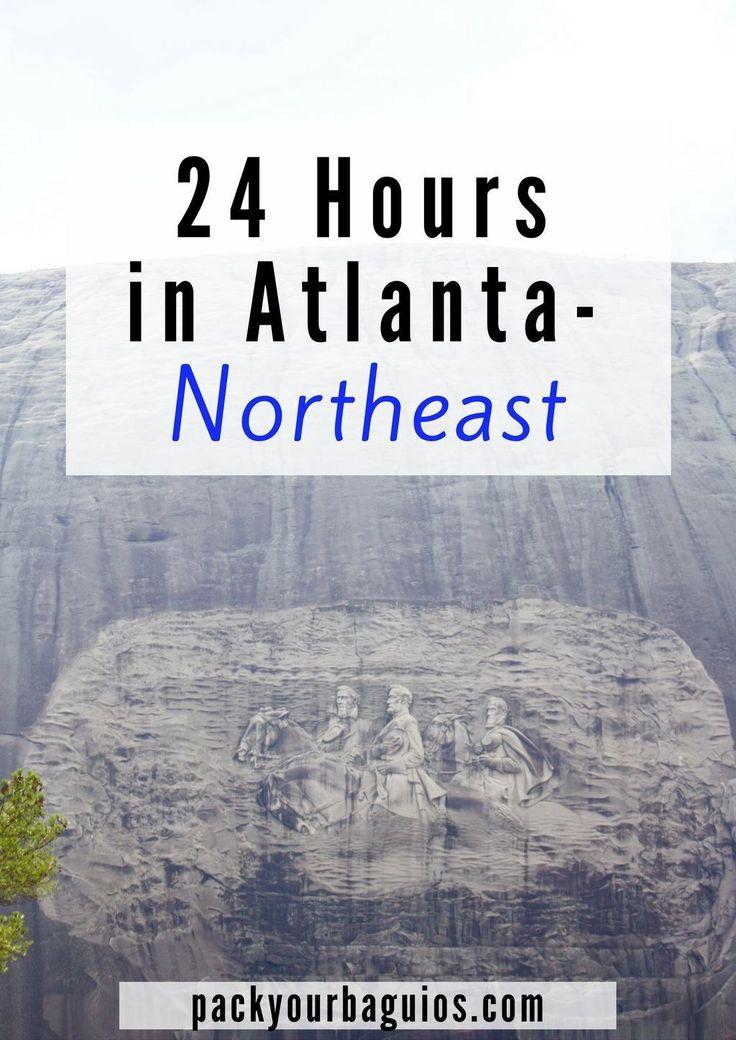 Atlanta | Georgia Travel | Stone Mountain | Mary Macs Tea Room | Carter Presidential Library | Fernbank Museum of Natural History | The Vortex