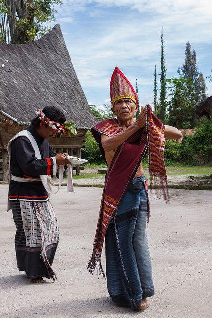 Batak Dancer, #Indonesia on Flickr.