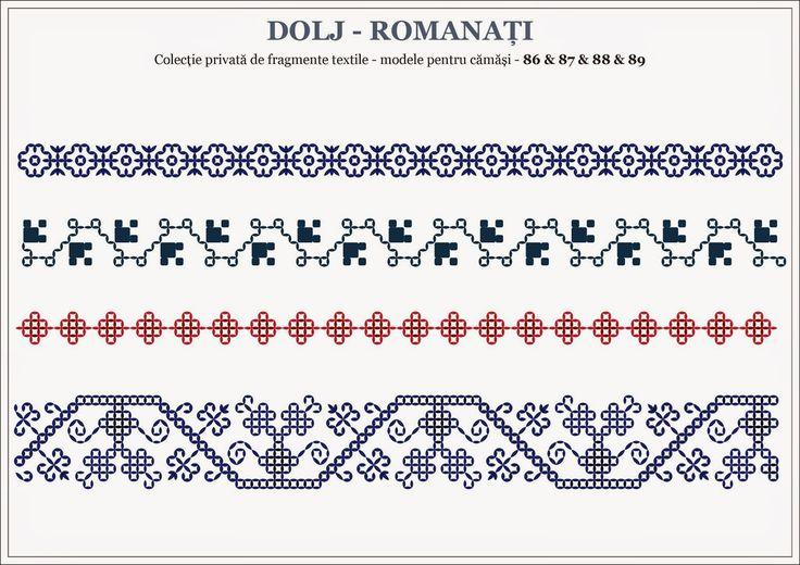 Motive traditionale romanesti - OLTENIA