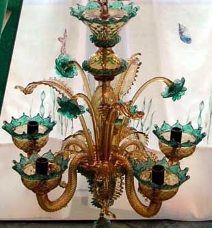 55 best murano images on pinterest chandeliers chandelier and italian murano glass chandelier how to assemble aloadofball Images