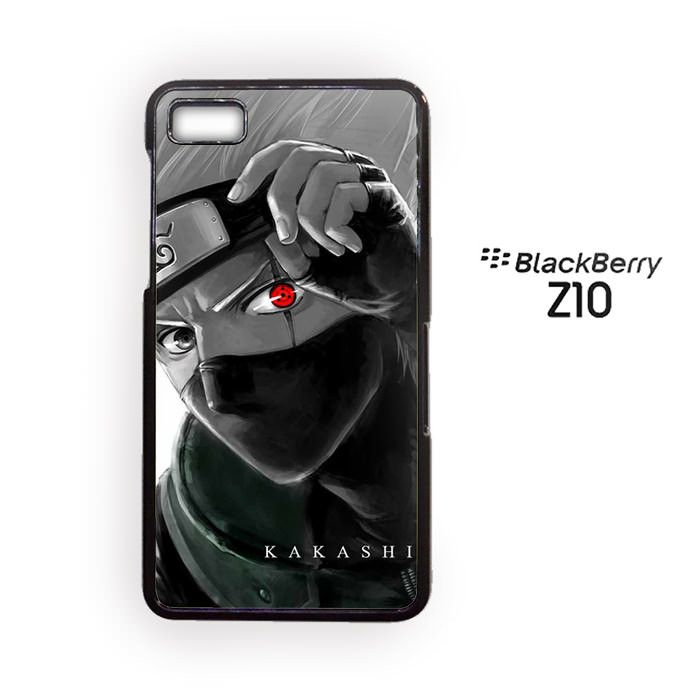 Sharingan Kakashi for Blackberry Z10/Blackberry Q10 Phonecases