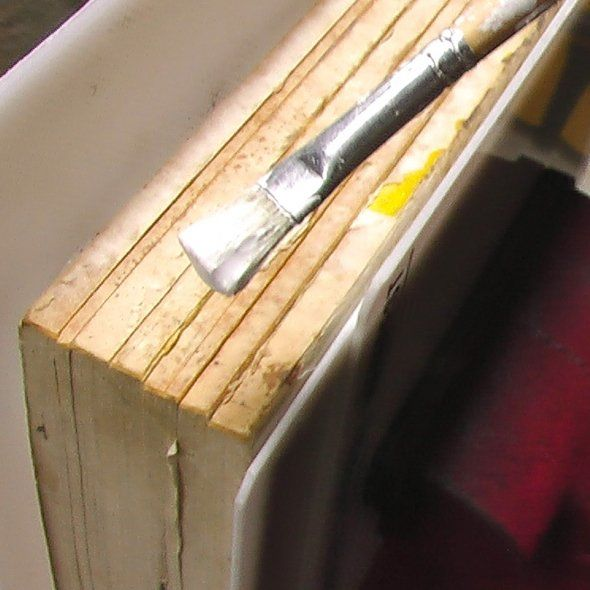 Best Glues for Book Repairs  A quick review, not comprehensive, but gives a couple of recommendations.