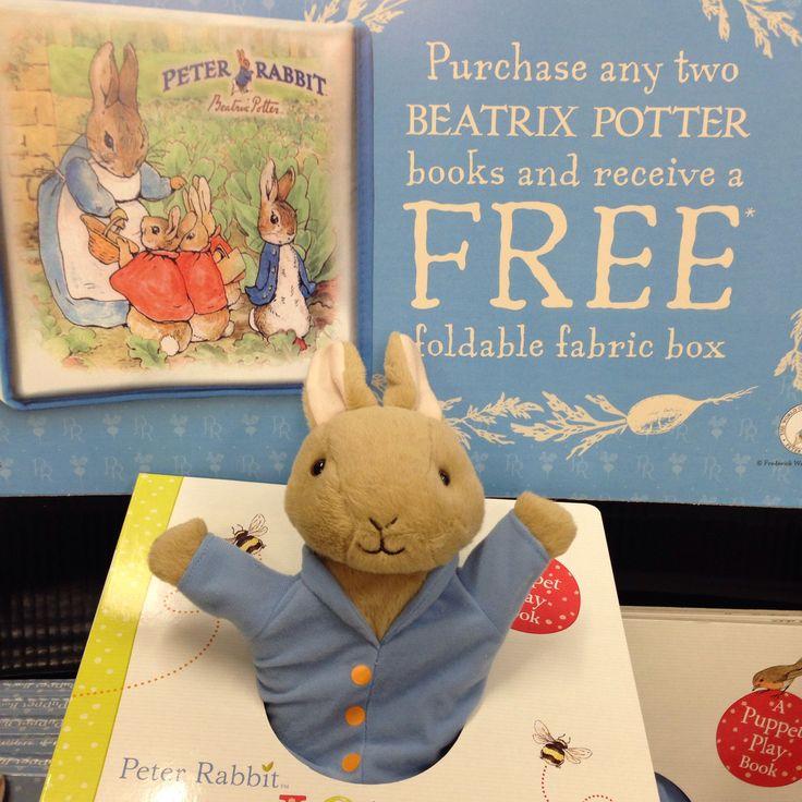 Books make the best gifts!  #easter #PeterRabbit