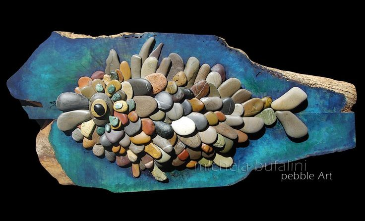 Pebbleart, animali di pietra @GIGARTE.com
