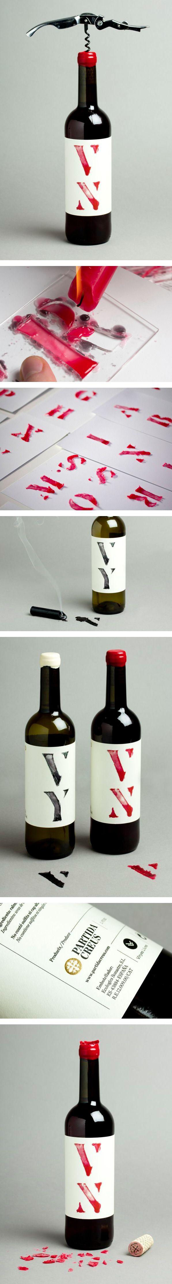 PARTIDA CREUS Wines Limited Edition by Lo Siento.  ------------MESTIZO------------------- #piscomestizo #licordemuña #mestizo