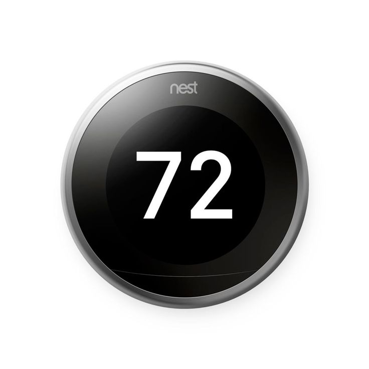 Nest t3016us 3rd genpro learning thermostat wifi