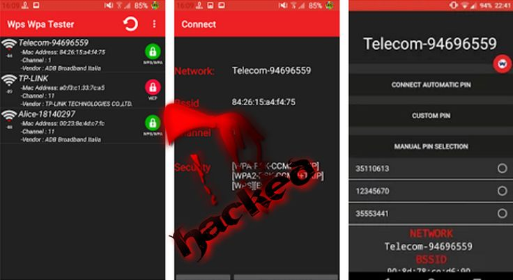 How to hack or Recover Wifi Password on Android even without root