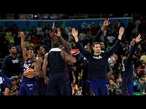 Team USA Basketball vs Serbia -Team USA Basketball 2016 Wins Gold Medal at Rio Olympic 2016 - http://www.truesportsfan.com/team-usa-basketball-vs-serbia-team-usa-basketball-2016-wins-gold-medal-at-rio-olympic-2016/