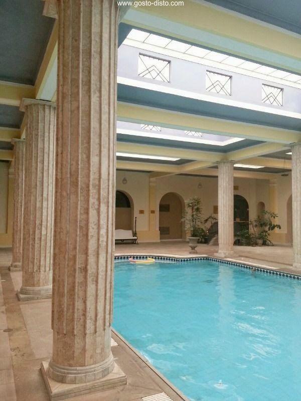 Palace Hotel - Poços de Caldas, a cidade da Novela Alto Astral