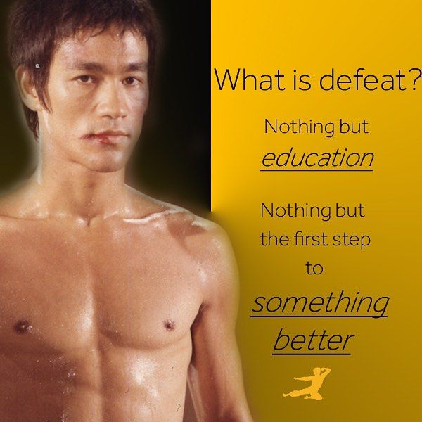 "@brucelee on Instagram: ""#Learn #Grow #NeverGiveUp # ..."