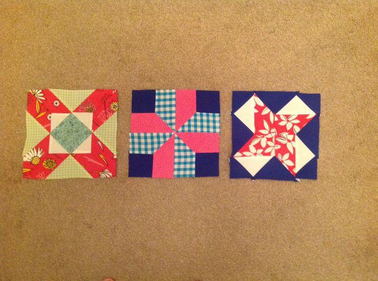 3 blocks done