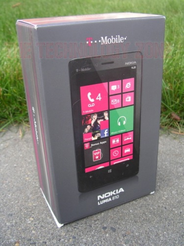 T-Mobile Nokia Lumia 810 As A Solid Competitor To The HTC 8X - The Technology Zone