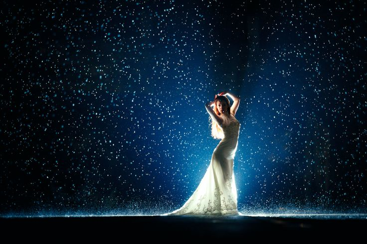 How I Shot This Portrait In Pouring Rain