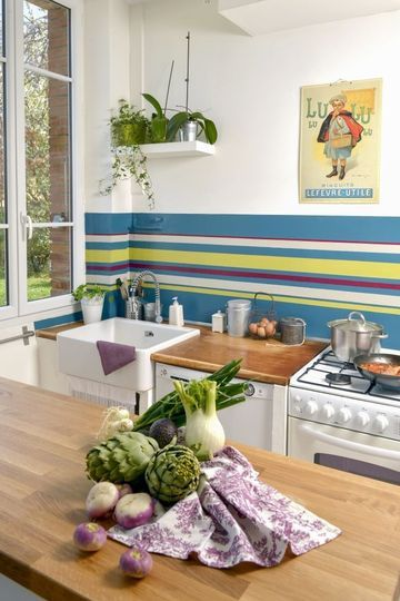 32 best Conseils déco images on Pinterest Tips, Ikea kitchen and - comment faire un crepis interieur