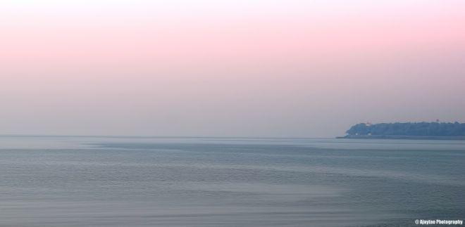 Calm at dawn - Ajaytao