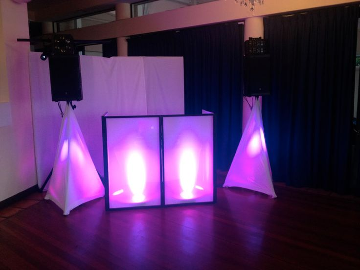 Wedding DJ Brisbane - Setup - Nicole & Daniel - December 2014
