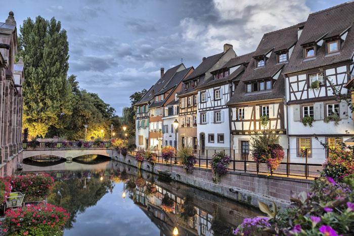 Kolmar, Frankrike