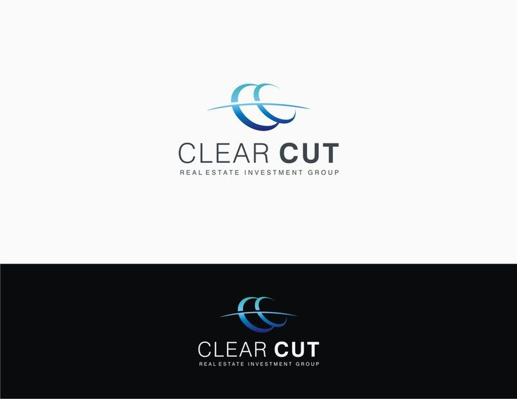Create the new logo for Clear Cut Real Estate Investment Group. by zarzar