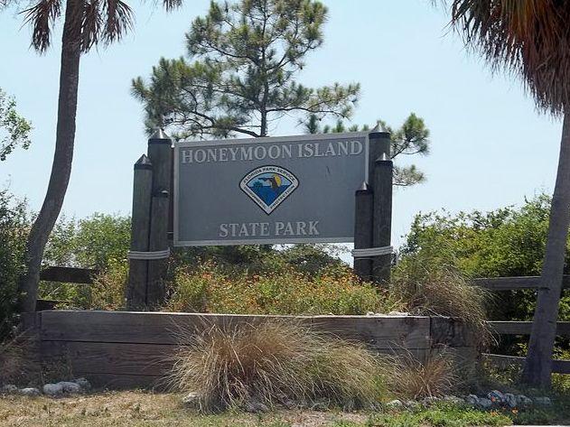 Honeymoon Island State Park - Dunedin, Florida And dog park Miss you Weemie & Barnaby
