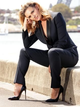 Actor Danielle Cormack measures her success by the size of her workload.