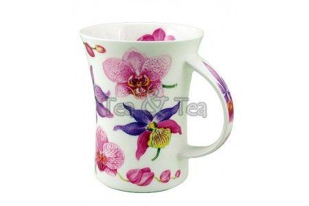 Kubek Richmond Orchids Pink 330ml Dunoon
