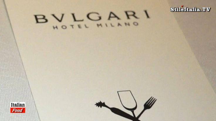 """""""Italian Food""""- """"Bulgari Hotel"""" Milano - """" Epicurea"""" - """"Italian Restaurant"""""""