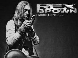 Бывший бас-гитарист группы Pantera Рекс Браун (Rex Brown) выпускает 28 июля на лейбле Entertainment One свой первый сольный альбом «Smoke On This». На альбоме он также записал все партии гитар и вокала. На барабанах сыграл Кристофер Уильямс из Accept, а продюсировал пластинку Калеб Шерман.