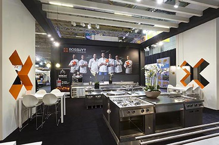Bossuyt Grootkeukens, specialist in kitchen installations for restaurants, hotels, banquet halls and caterers.