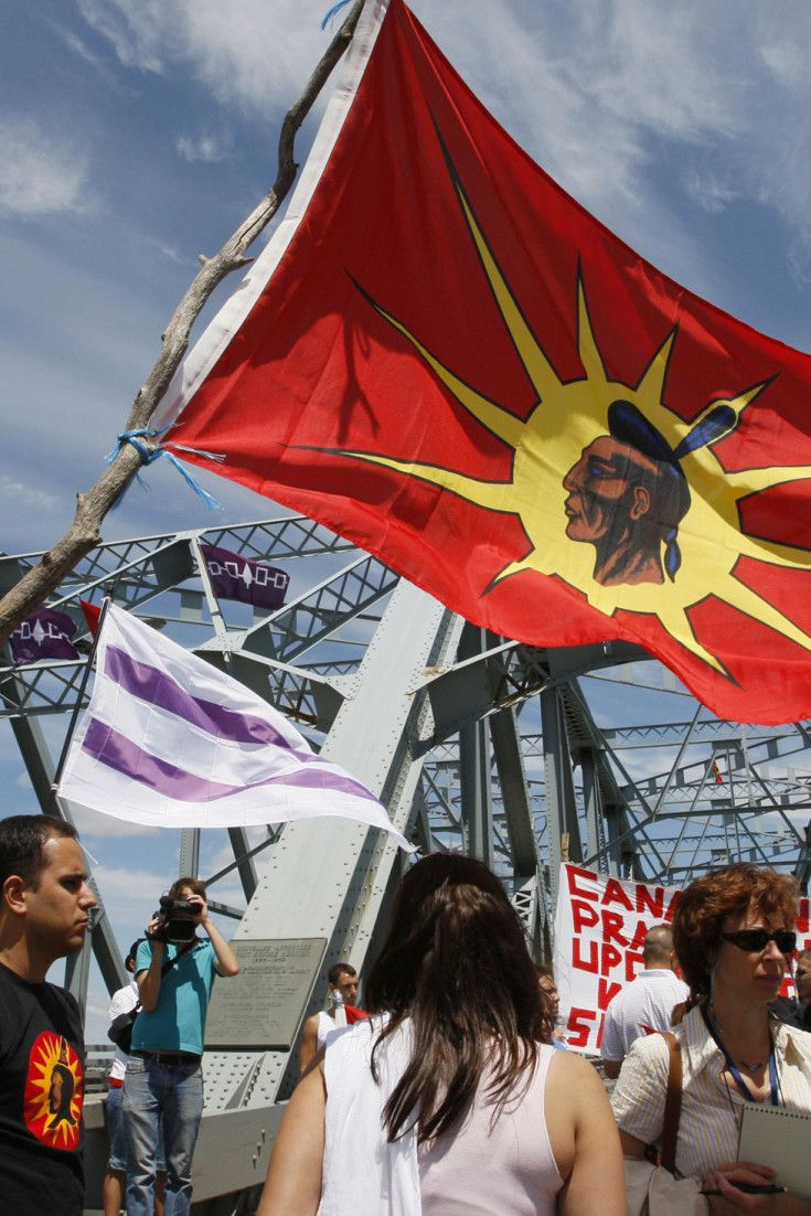 'Tribe' Created To Save Taxes Disrespects Indigenous Struggles