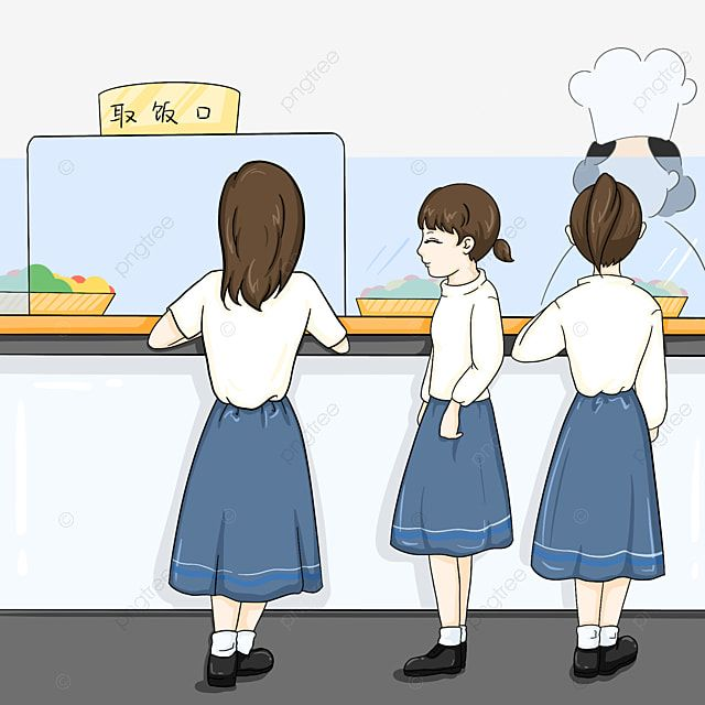Canteen Restaurant Beating Students School Cafeteria Png Transparent Clipart Image And Psd File For Free Download School Posters Restaurant Poster Clip Art