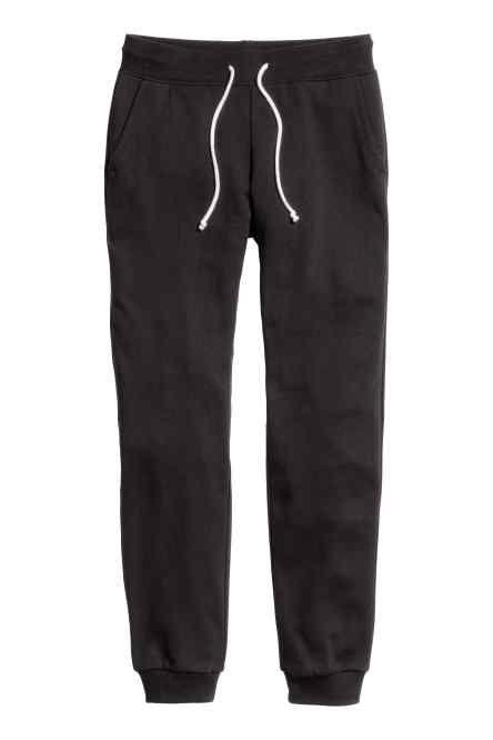 Pantaloni din molton