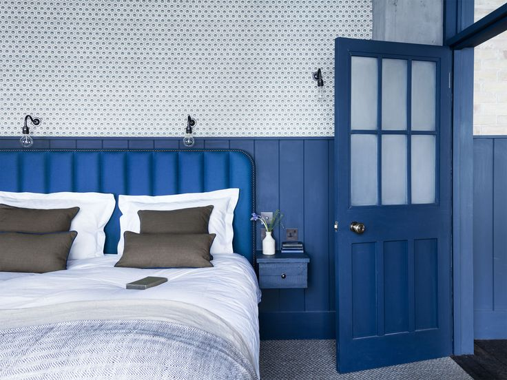 17 Best Ideas About Bright Blue Bedrooms On Pinterest