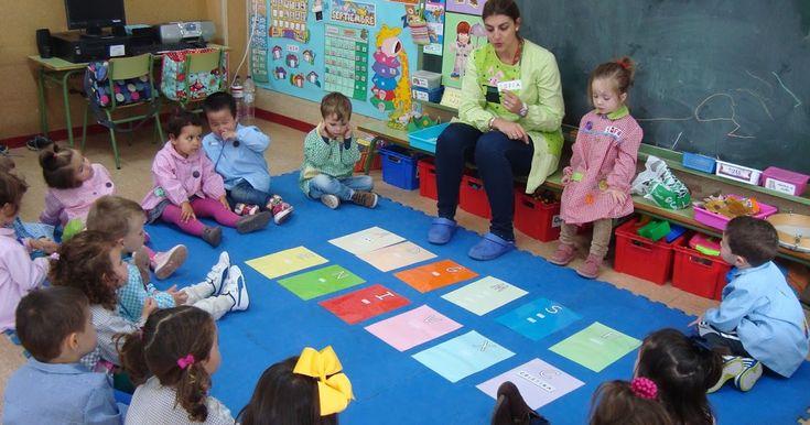 En Educación Infantil partimos del nombre propio como elemento motivadora para iniciar a los niños en la lecto-escritura. Desde que entran ...