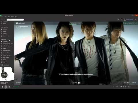 Comece a usar o spotify para escutar músicas japonesas e até ver suas letras no aplicativo para windows e smartphones.