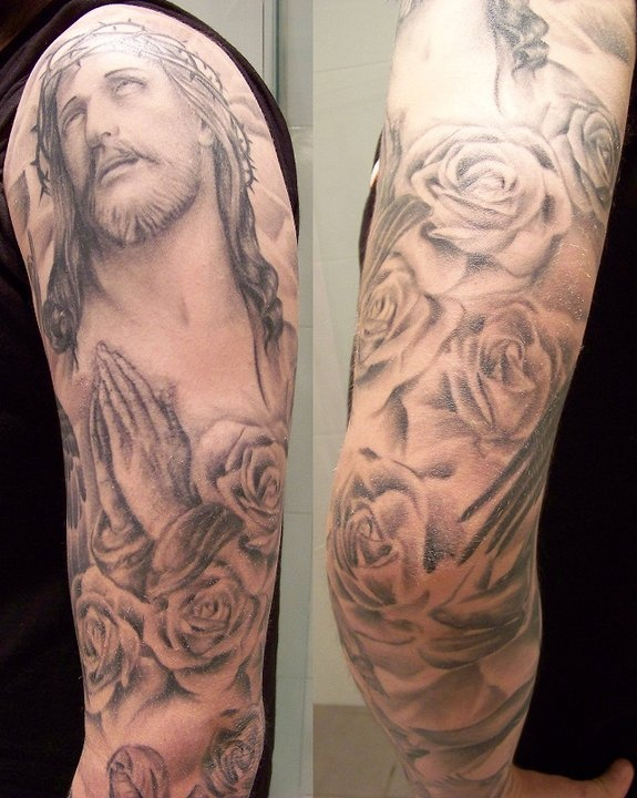 Part of my sleeve