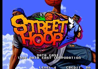 Play Street Hoop SNK NEO GEO online | Play retro games online at Game Oldies