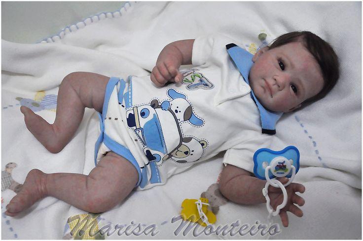 25 melhores ideias de beb reborn rec m nascido no pinterest fotos de bonecas reborn beb - Foto de garcon ...