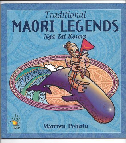 Traditional Maori Legends NGA TAI Korero Warren Pohatu NEW Zealand Picture Book 1869488679   eBay