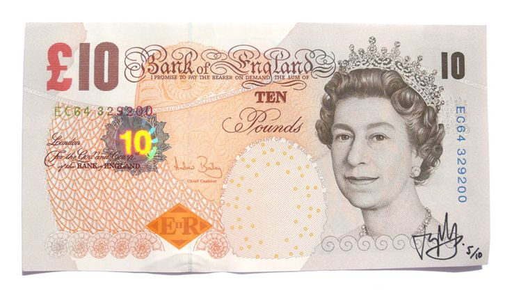 Image result for money £10