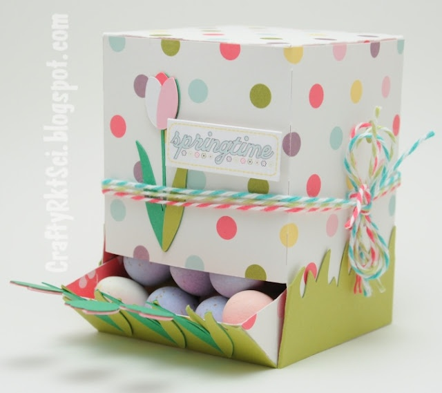 @Tricia Miller - this looks like something you'd make!  adorable  :)
