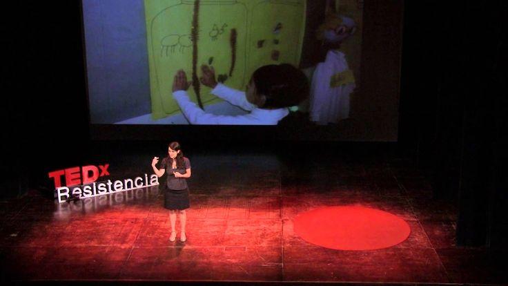 Enseñar a tener ideas maravillosas: Melina Furman at TEDxResistencia