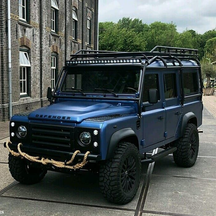 Follow Us Defender Trkye Defenderoffroad Land Rover