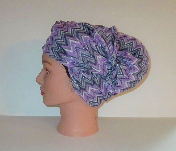 Missoni Head Piece Head Scarf Turban Head Wrap by TiStephani, $42.00