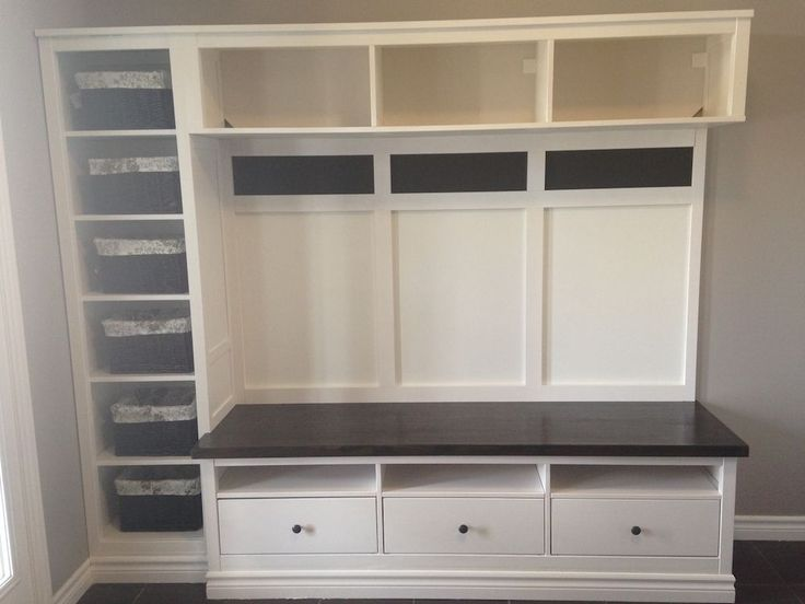 Foyer Unit Designs : I wish we had enough room to put a full on entryway unit