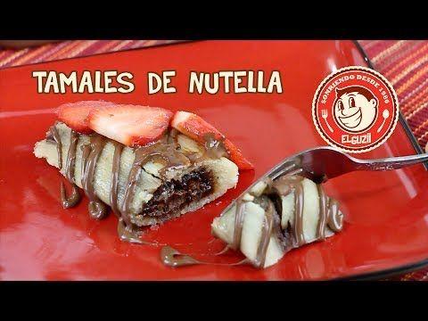 Tamales de Nutella - El Guzii (+lista de reproducción)