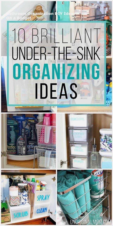 Great Bathroom Storage Solutions And Organization Ideas Diy