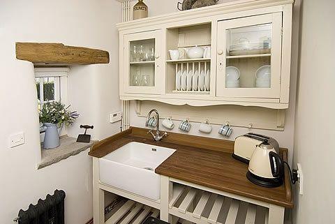 Butler sink surround decor ideas pinterest butler for Small cottage kitchen ideas